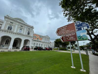 National Museum of Singapore シンガポール国立博物館 - bluecheese in Hakuba & NZ:白馬とNZでの暮らし