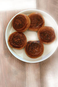 カリカリバター焼きあんぱんと夕ご飯 - KICHI,KITCHEN 2