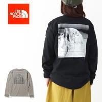 THE NORTH FACE [ザ ノースフェイス正規代理店] L/S Sleeve Graphic Tee [NTW32042] ロングスリーブスリーブグラフィックティー・ロンT・LADY'S - refalt blog