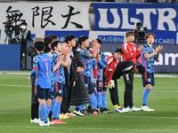 U-24日本vsU-24アルゼンチン@東京スタジアム(参戦) - 湘南☆浪漫