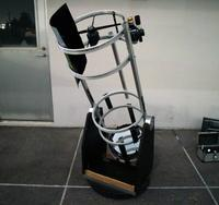 懲りずにトラベルドブソニアンを作る(15)ドブソニアン架台に載せてみる - 亜熱帯天文台ブログ