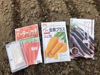 21年の畑が本格始動 - 家庭菜園ニストabuさん家の美味あれこれ