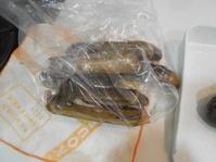 立派なマテ貝 - のび丸亭の「奥様ごはんですよ」日本ワインと日々の料理