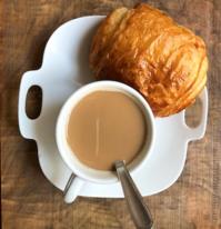 夏時間になりました日曜日の朝食風景 - keiko's paris journal                                                        <パリ通信 - KSL>