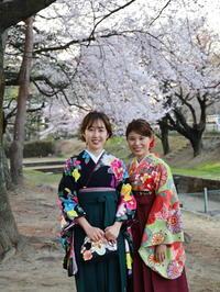 桜だより(2) ~敷島公園 卒業おめでとう~ (2021/3/23撮影) - toshiさんのお気楽ブログ