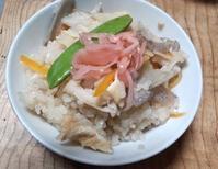コシヒカリ5合:もち米1合にて、ごぼうと竹の子と油揚げの炊き込みご飯。 - 百笑通信 ブログ版