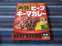 3/29 エスビー食品 肉旨ビーフキーマカレー、@自宅 - 無駄遣いな日々