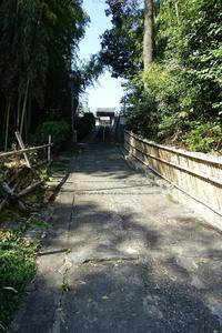 加賀山乾性寺 - レトロな建物を訪ねて