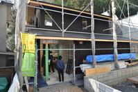 建物構造見学会「岩倉の家」 - 無垢の木の家・古民家再生・新築、リフォーム 「ツキデ工務店」