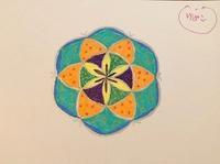 神聖幾何学ハレアート講座を開催しました~2・3月~ - 暮らしの中のひとつ。