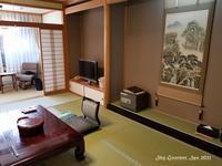 ◆ 車旅で宝塚、その3「奥飛騨温泉郷 飛騨牛の宿」へ 客室編(2021年3月) - 空とグルメと温泉と