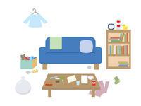 【整理収納】モノが散らからない最もシンプルな方法 - ひまづくり日記(50歳からの暮らしのヒント)
