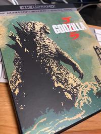 北米盤『ゴジラ(2014年)』4K UHDの雑感など。日本語収録は無いがBDの眠たい画面からこれはいいブラッシュアップ - Suzuki-Riの道楽