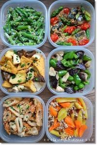 【今週の常備菜】お弁当に使えそうなのに結局…とロピア購入品(価格)と成長記録 - 素敵な日々ログ+ la vie quotidienne +