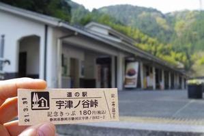 3/31 同じ静岡でも遠めの道の駅をめぐる。 - uminaha-t's blog