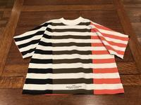 "GROOVY""テンジクボーダーMIX WIDE シルエットTEE""【NO.1612402】 - LOB SHOP"