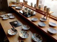 『浅野 哲 陶展』始まりました - MOTTAINAIクラフトあまた 京都たより