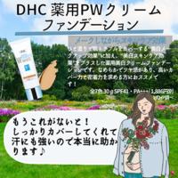 【DHC商品レビュー】薬用PWクリームファンデーション - Daddy1126's Blog