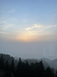 比叡山と聞けば...やっぱり修行のイメージ?笑笑 - キラキラのある日々
