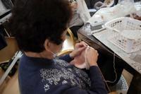 編みもの~ スヌード ~ - 鎌倉のデイサービス「やと」のブログ