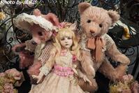 清水真理さんのお人形さんたち - 四季彩の部屋Ⅱ