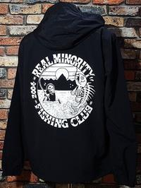 RealMinority リアルマイノリティー プルオーバー アノラックパーカー - ZAP[ストリートファッションのセレクトショップ]のBlog