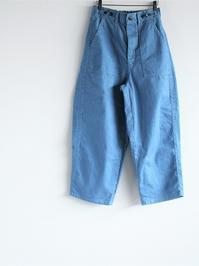 Ordinary fitsJAMES PANTS / one wash (LADIES SELECT) - 『Bumpkins putting on airs』