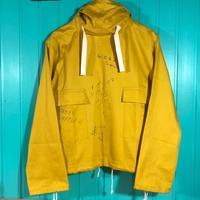 """NORTH NO NAME 『 """"FIGHTING WHALE"""" SALVAGE PARKA 』 - ★ GOODY GOODY ★  -  ROCK'N ROLL SHOP"""