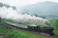 2011 5 21 D51498 SLばんえつ物語号 - kudocf4rの鉄道写真とカメラの部屋2nd