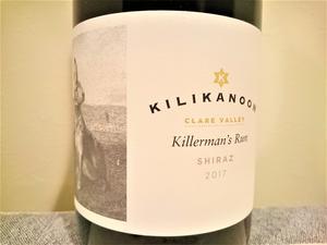 Kilikanoon Killerman's Run Shiraz 2017/キリカヌーン キラーマンズ・ラン・シラーズ <オーストラリア> - アルさんのつまみ食い3
