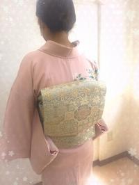 訪問着着付け - ヘアーサロンササキ(釜石市大町)のブログ