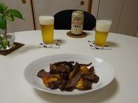 太刀魚にシャルドネ。 - のび丸亭の「奥様ごはんですよ」日本ワインと日々の料理
