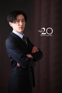加賀市成人式男性バージョン記念撮影 - 酎ハイとわたし