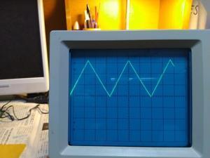 三角波の音が小さい!!? - シンセサイザーを作っちゃえ!!!
