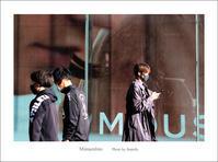 マスク男子たち - Minnenfoto