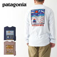 Patagonia [パタゴニア] M's L/S Summit Road Responsibili-Tee [38519]ロングスリーブサミット Tシャツ・MEN'S/LADY'S - refalt blog