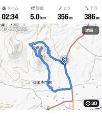 七ツ森松倉山を北側から登る - 七ツ森アーカイブ