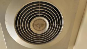 風呂場の換気扇 - 何かを制覇するプロジェクト