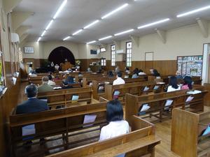 2021年4月4日 イースター礼拝レポート - 日本ナザレン教団 尾山台教会