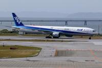 退役したANA B777-300 JA757A - 南の島の飛行機日記