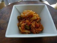 えのきと隠元、マカロニのシーチキントマト煮 - LEAFLabo