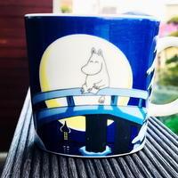 Moomin Mug Winternight / Arabia 2006 ムーミン マグカップ - @ interior space