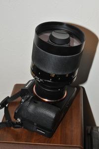 Tamron 500mm F8 反射式レンズ で - nakajima akira's photobook