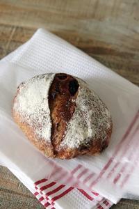 パン教室で「いちごと無花果のリュスティック」 - Takacoco Kitchen