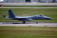 F-15のテイクオフ - 南の島の飛行機日記