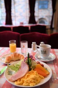 京都桜さんぽ ~京の朝食~ - 雲母(KIRA)の舟に乗って