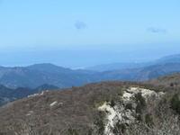 快晴の御在所山頂 - 日々の風景
