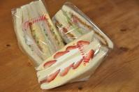Famille~ファミーユのサンドイッチ♪ - a&kashの時間。