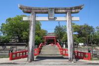 青井阿蘇神社 - 空いいよ!どっと混む♪