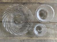 あわあわガラス - 宙吹きガラスの器